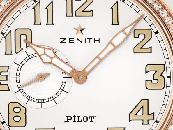 Zenith - At the GPHG 2013