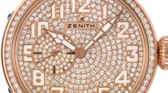 Montre d'aéronef Type 20 «40 mm lady»  Trends and style