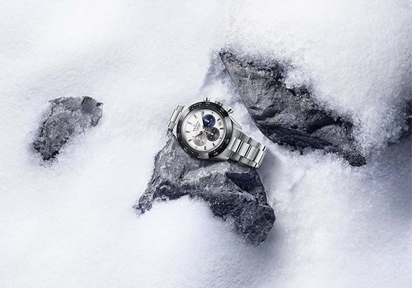 Chronomaster Sport Faster, sleeker and sportier than ever