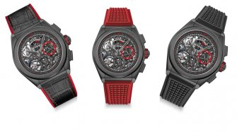 Russia Edition of the DEFY El Primero 21 Trends and style