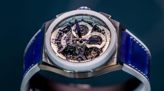 Limited-edition Defy Porto Cervo Watches