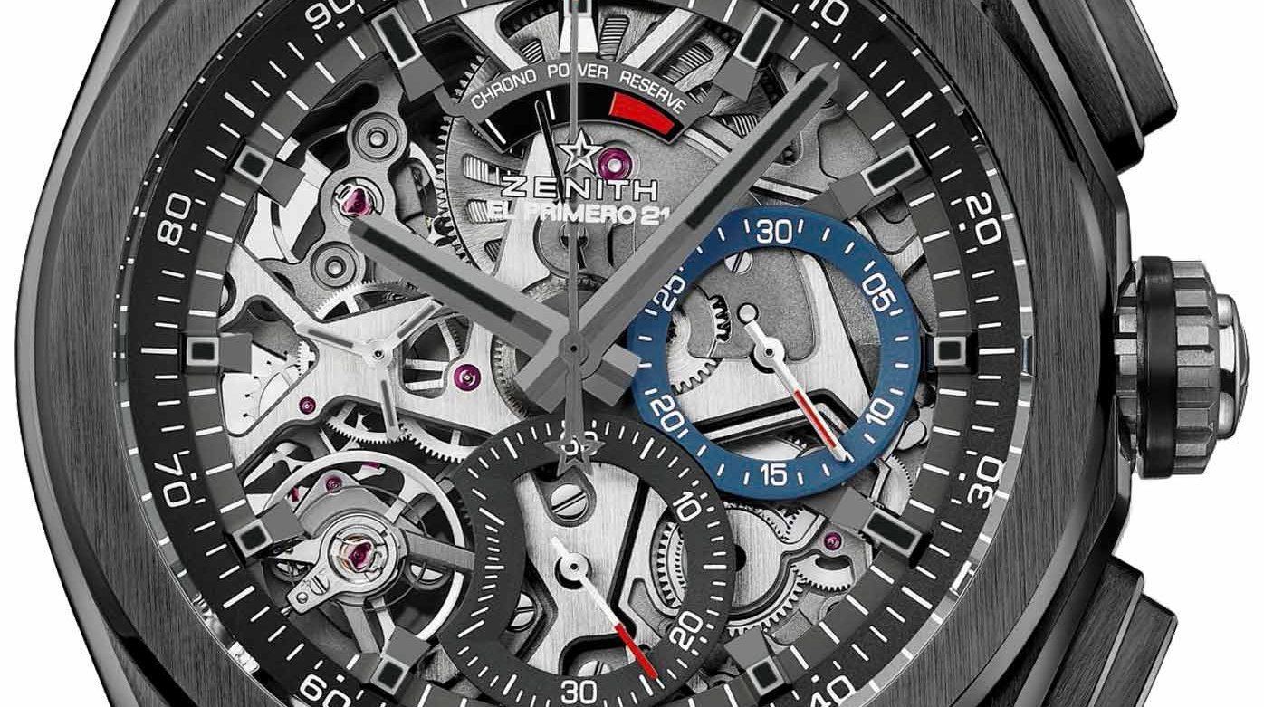 Zenith - The many faces of the Defy El Primero 21