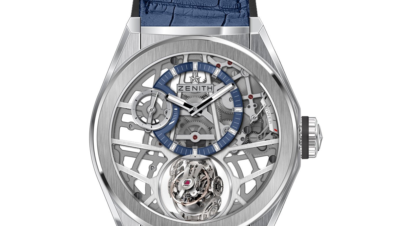 Zenith - Zenith muscle sa collection Defy