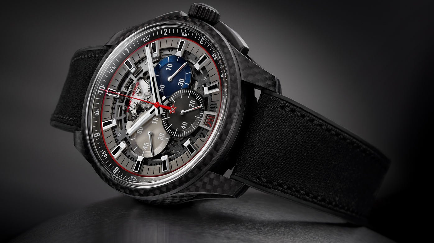 Zenith - 30 facts about the Zenith El Primero chronograph