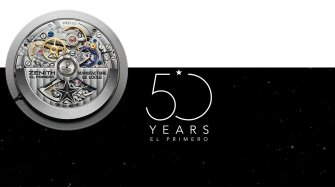 El Primero celebrates its 50th anniversary Innovation and technology