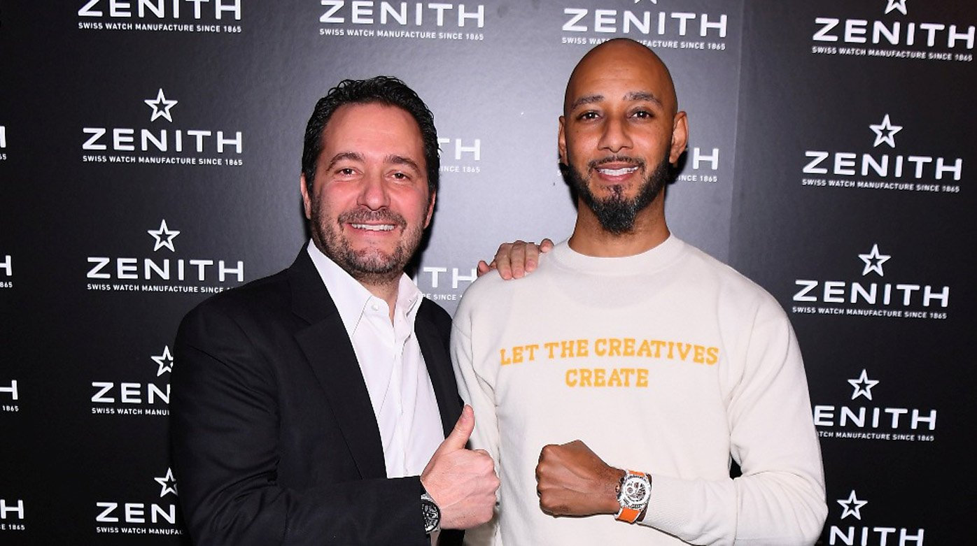 Zenith - Official launch for new Defy collection in New York