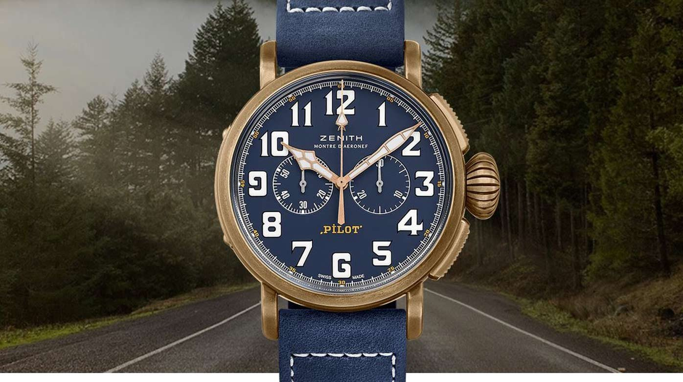 Zenith - Pilot Type 20 Extra Special Chronograph