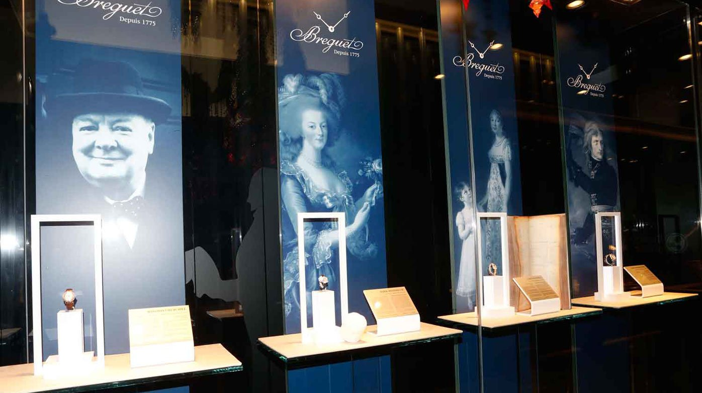 Breguet - Breguet and its great clients highlighted in Lisbon