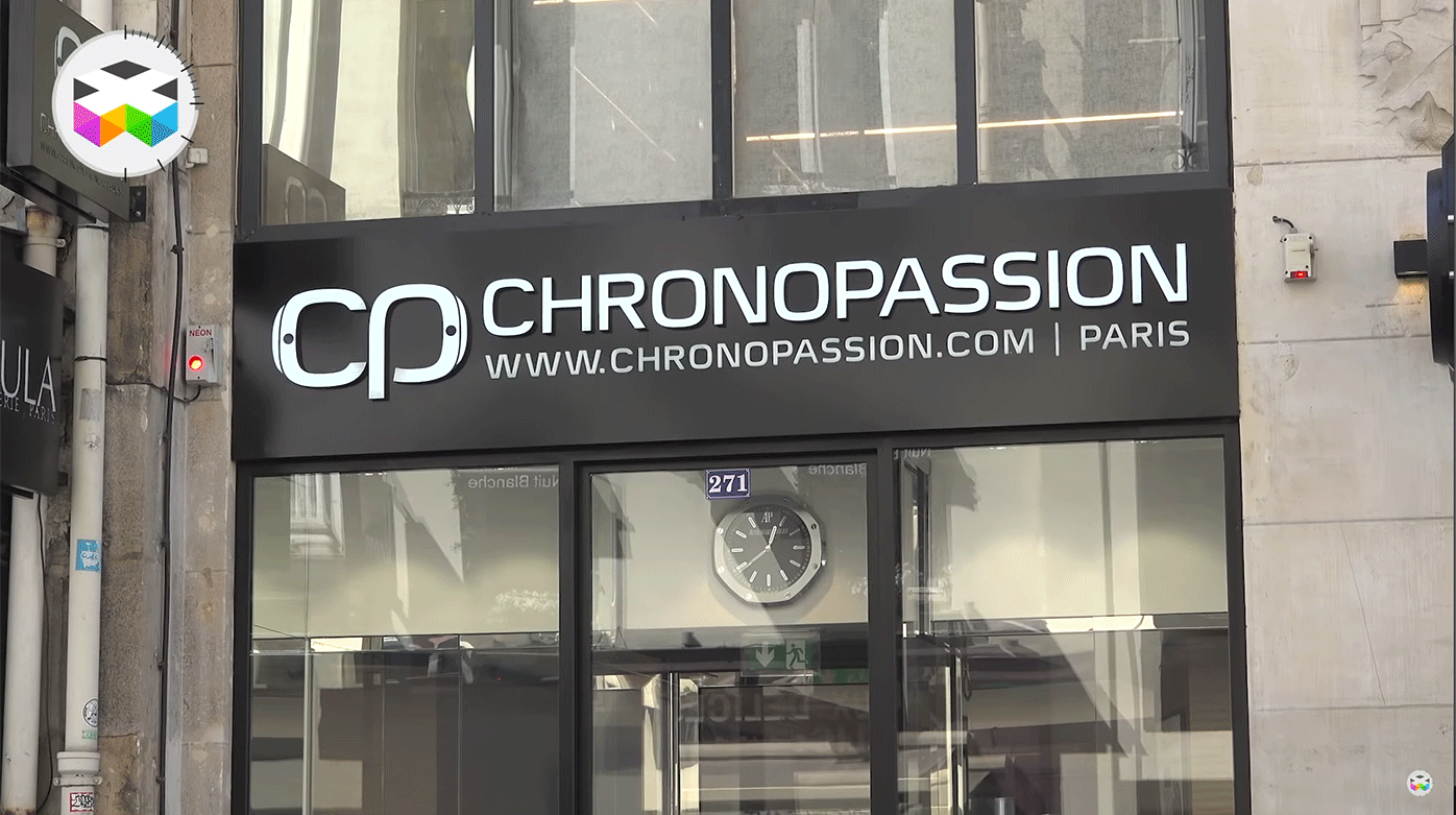Chronopassion - Chronopassion: not your average watch shop