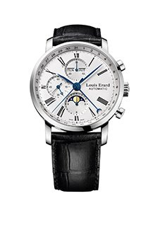 Excellence moonphase chronograph