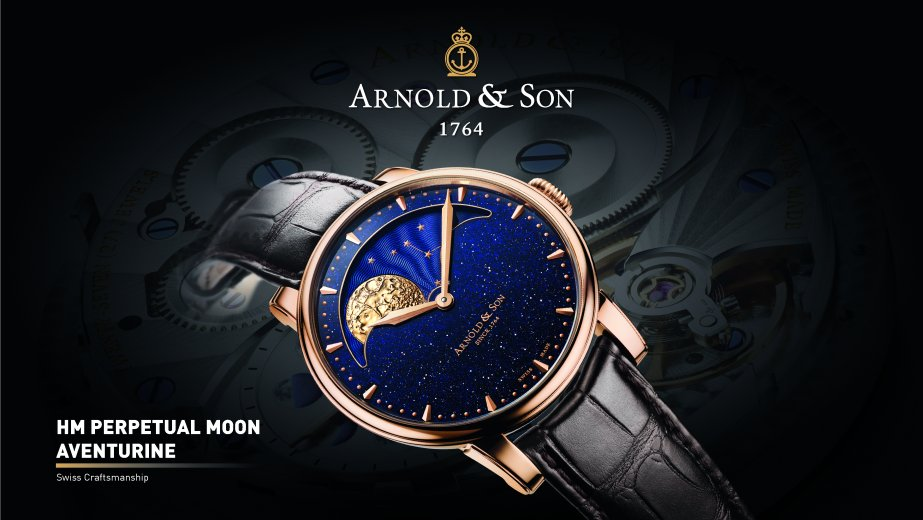 Arnold & Son WorldTempus