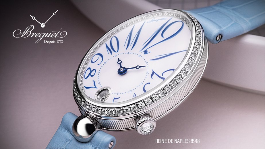 Breguet WorldTempus