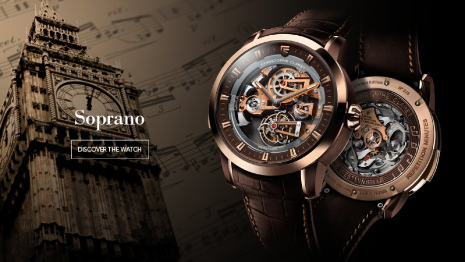 Christophe Claret WorldTempus