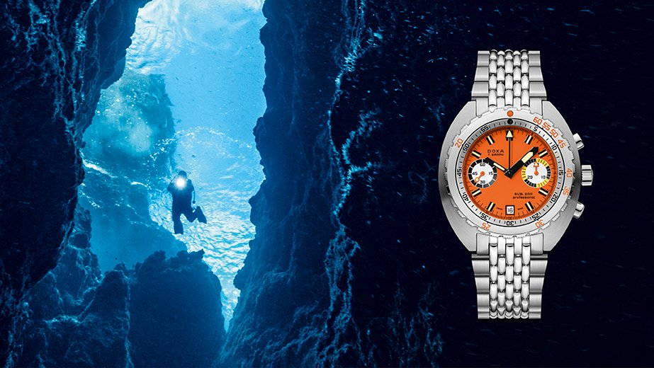 DOXA WorldTempus
