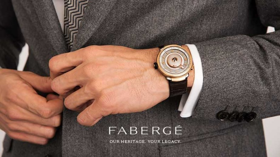 Fabergé WorldTempus