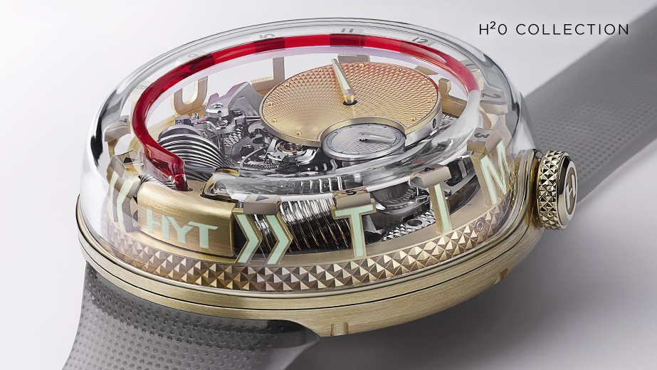 HYT WorldTempus