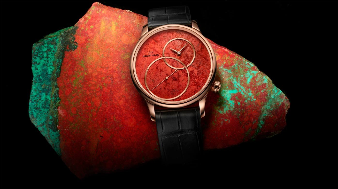 Jaquet Droz - Grande Seconde Off-Centered limited edition model Only Watch