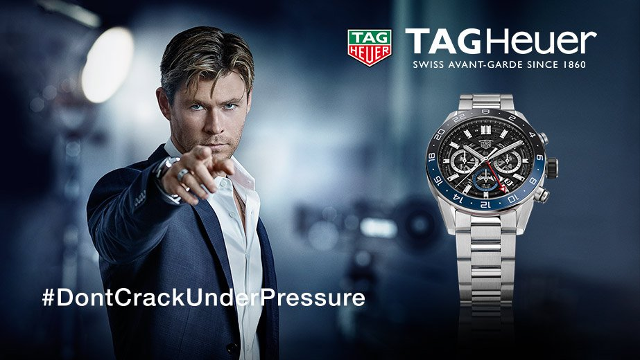 TAG Heuer WorldTempus