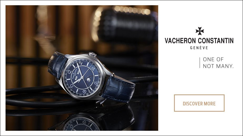 Vacheron Constantin WorldTempus