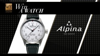 Win an Alpina Startimer Pilot Automatic Arts and culture