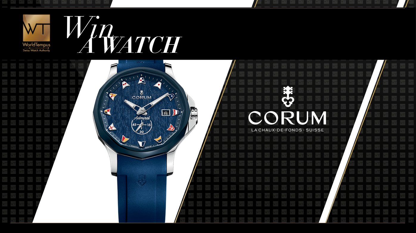 Corum - A happy winner