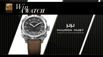 Win a Mauron Musy Mu 03-103 watch