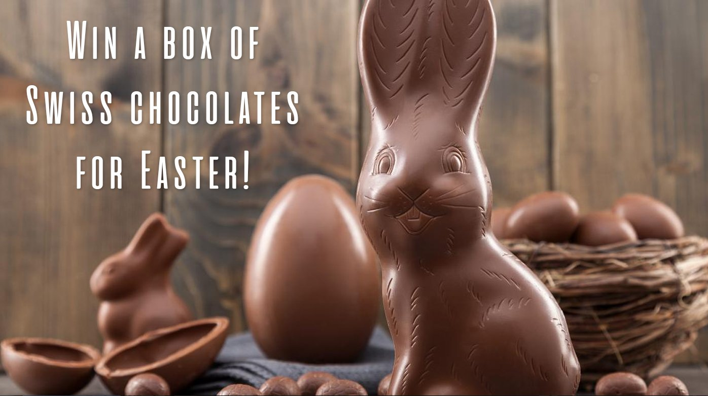 Easter Contest - A happy winner