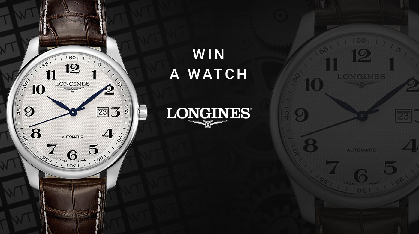 Longines - Win a Longines Master Collection