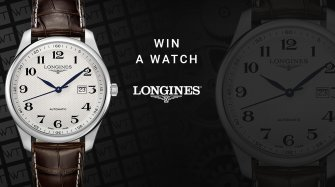 Win a Longines Master Collection