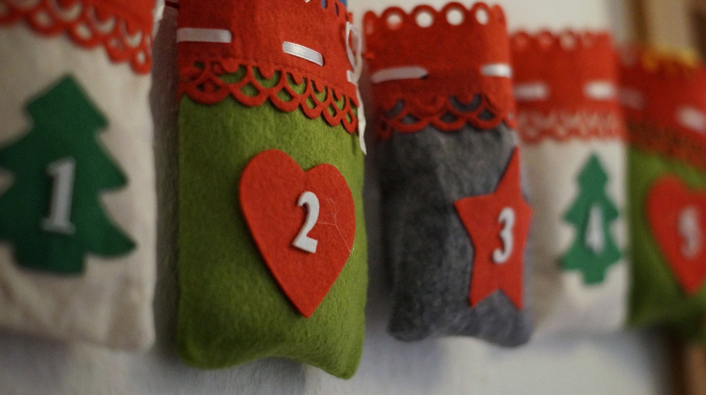 Advent Calendar  - 24 days, 24 prizes