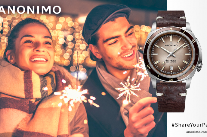 Win a coupon for a CHF 500 deduction on your next purchase of an Anonimo watch