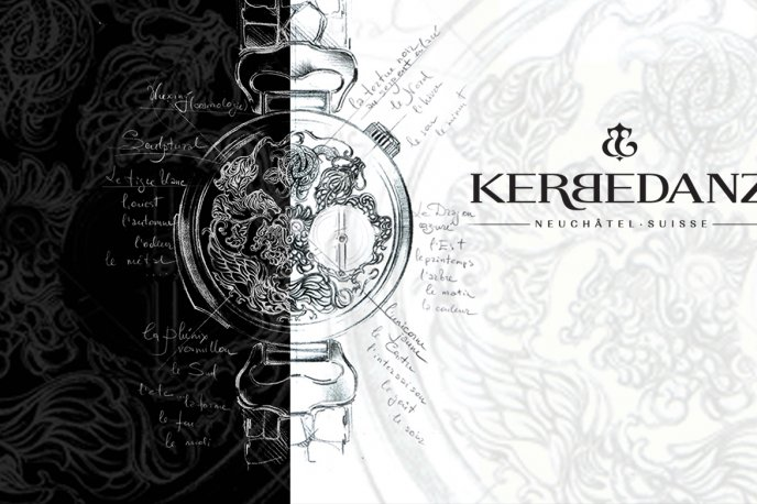 Win a coupon to design your own watch at Kerbedanz