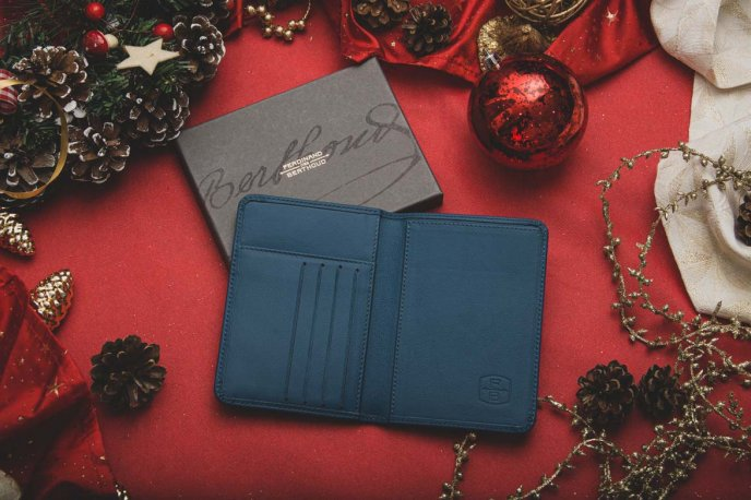 Win a leather Ferdinand Berthoud passport cover