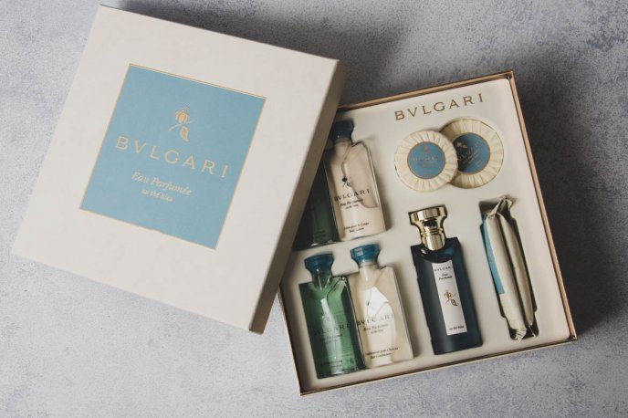 Win a perfume box offered by Bulgari