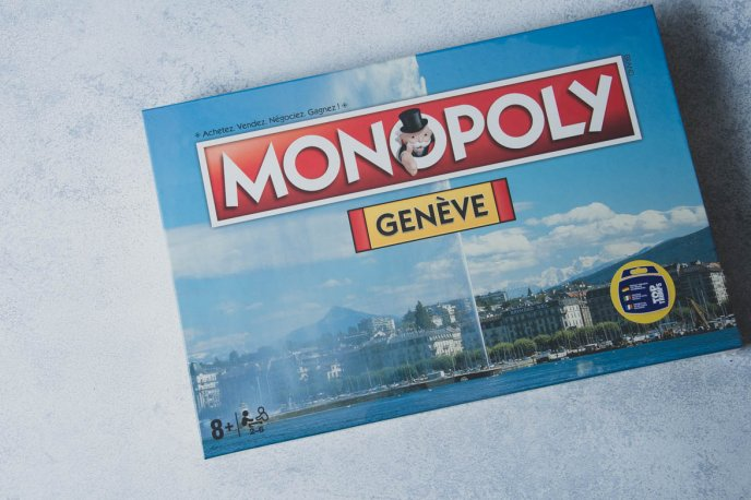 Win a Monopoly of Geneva offered by Genus