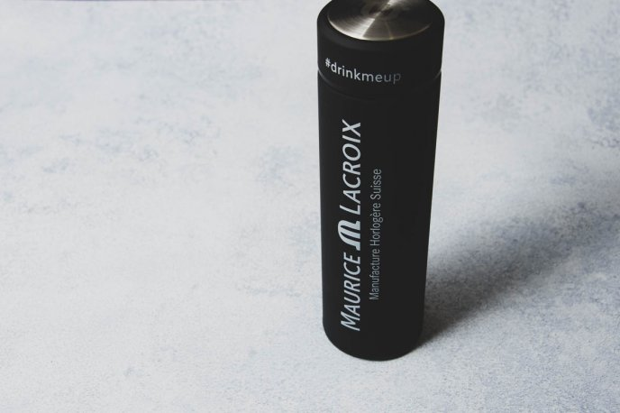 Win a thermos offered by Maurice Lacroix