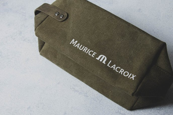 Win a toiletry bag offered by Maurice Lacroix