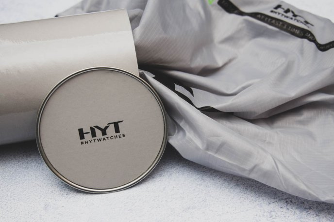 Win a bag offered by HYT
