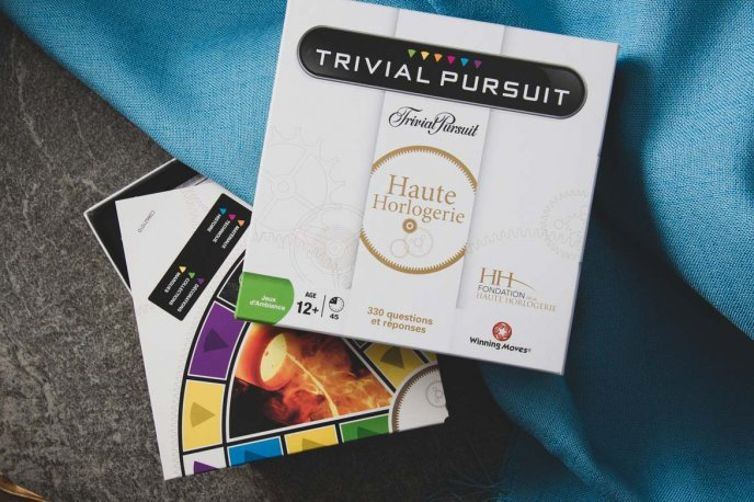 Win a horological Trivial Pursuit