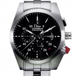 2004 - Chiffre Rouge A02 - Steel 38mm