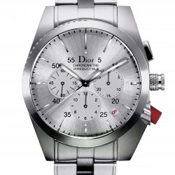 2004 - Chiffre Rouge I01 - Steel 38mm