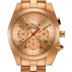 2005 - Chiffre Rouge N4 - Rose Gold 38mm