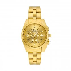 2008 - Chiffre Rouge I03 - Yellow Gold 38mm