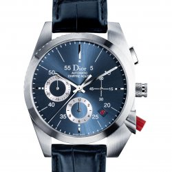 2011 - Chiffre Rouge A02 - Steel 38mm