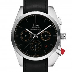 2013 - Chiffre Rouge A02 - Steel 38mm