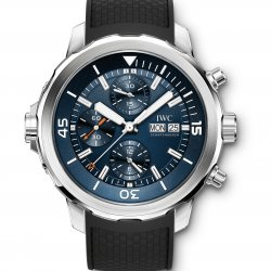 "Aquatimer IW376805 Chronograph Edition ""Expedition Jacques-Yves Cousteau"" © IWC"