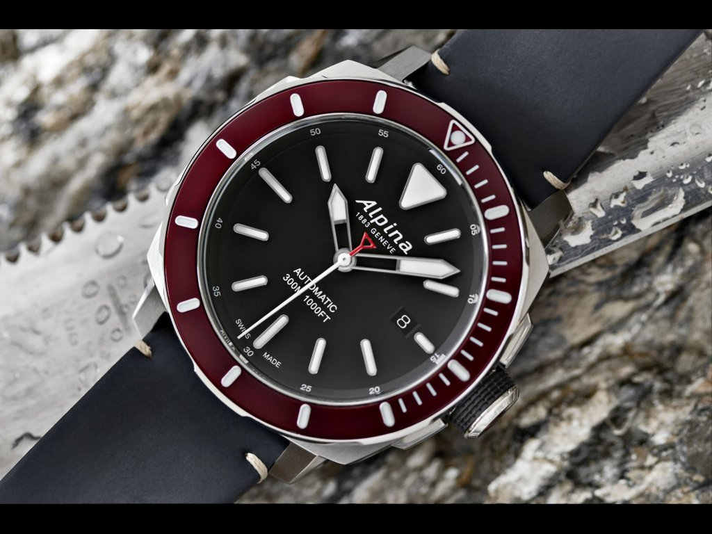 Alpina Seastrong Diver Automatic Trends And Style WorldTempus - Alpina automatic watch