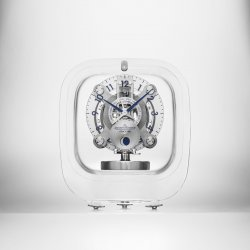 Atmos 568 by Marc Newson © Jaeger-LeCoultre