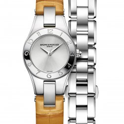 Linea Peppy Honey, réf. 10230. © Baume & Mercier