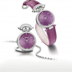 Bovet, Amadeo Fleurier Miss Audrey Purple